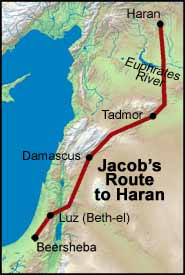 jacobs-route-to-haran